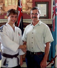 Harry Cauley Wins RSL Queensland Scholarship