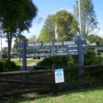 Maleny High School Entrance