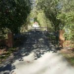 Witta Cemetery Front Gate