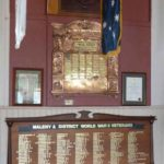 Witta District WW1 and Maleny Honour Boards